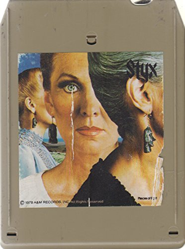 Styx: Pieces of Eight - 8 Track Tape