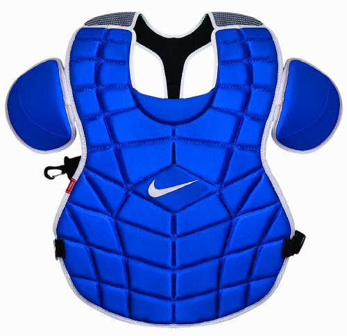 Nike De3539 Chest Protector (Royal, 17-Inch) ()