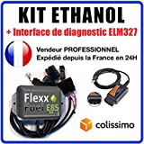 kit ethanol e85 4 cylindres pour renault peugeut citroen ford bmw mercedes connecteurs. Black Bedroom Furniture Sets. Home Design Ideas