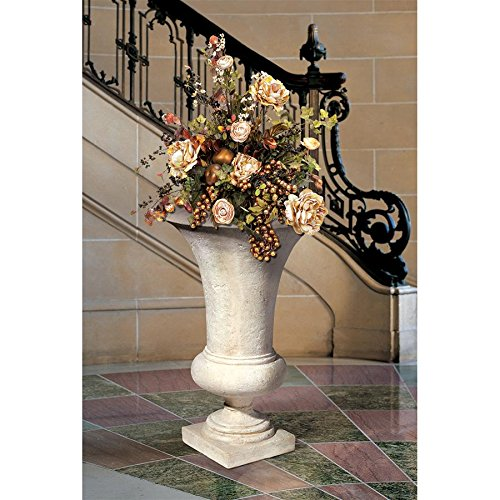 Design Toscano Viennese Architectural Garden Urn: Medium