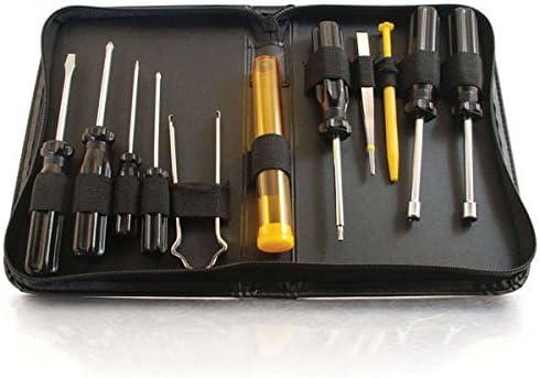 C2G 04590 11-Piece Computer Tool Kit TAA Compliant