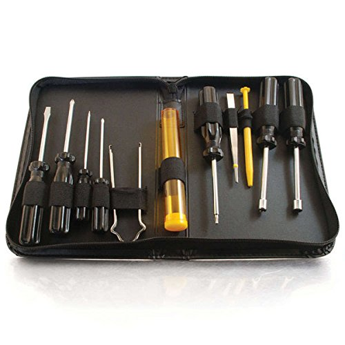 C2G 04590 11-Piece Computer Tool Kit, TAA Compliant by C2G