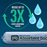 New Pig Mildew-Resistant Absorbent Sock | Water