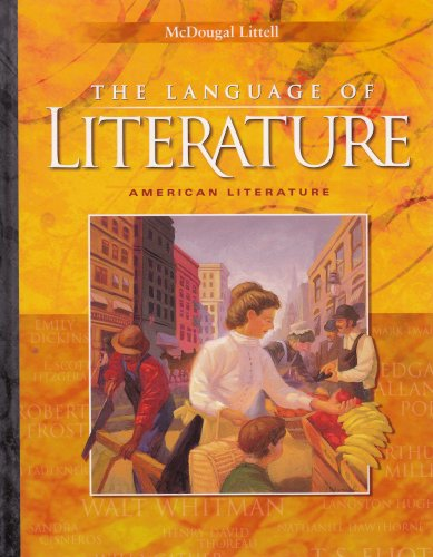 Language of Literature, Grade 11 by MCDOUGAL LITTEL