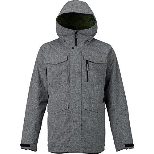 Burton Men's Covert Jacket, Bog Heather, X-Large
