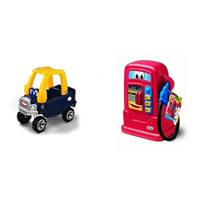 Little Tikes Cozy Truck and Cozy Pumper - Bundle: Toys & Games