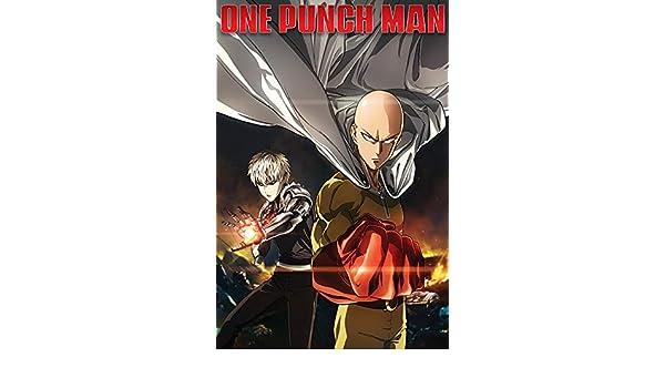 One Punch Man Poster Destruction, sin laminar, Multicolor ...
