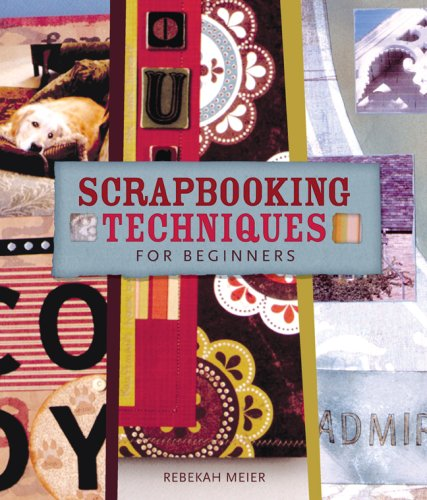 learn how to scrapbook for beginners