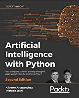 Artificial Intelligence with Python, 2nd Edition Front Cover