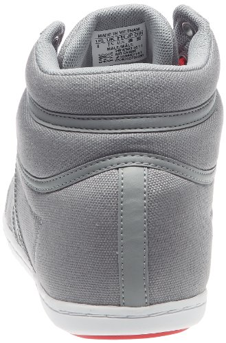 adidas Originals Men's Plimcana Mid Low-Top Sneakers Grau/Shift Grey F11 / Shift Grey F11 / Light Scarlet kxXMxwXvZ