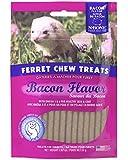 NATURAL POLYMER N-Bone 1.87-Ounce Ferret Bacon Flavor Chew Treats