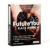 Black Garlic+ │ 28 Capsules │ High Strength Garlic Supplement │ Odourless Formulation