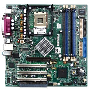 Asus P4SD i865PE Socket 478 mATX Motherboard w/Video/Sound & LAN