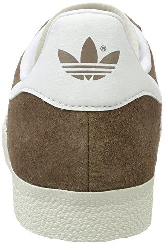 adidas Gazelle, Zapatillas para Hombre Marrón (Trace Brown/off White/footwear White)