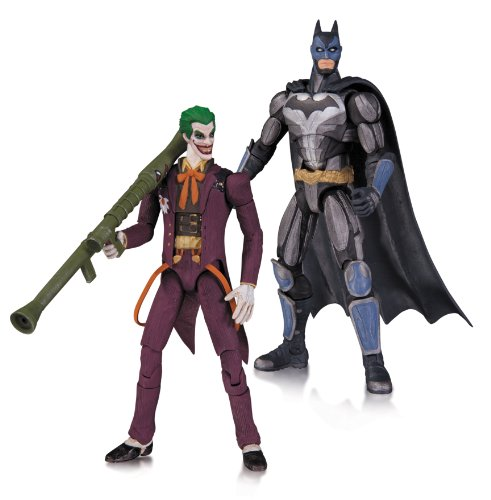DC Collectibles Injustice: Batman and The Joker 3.75