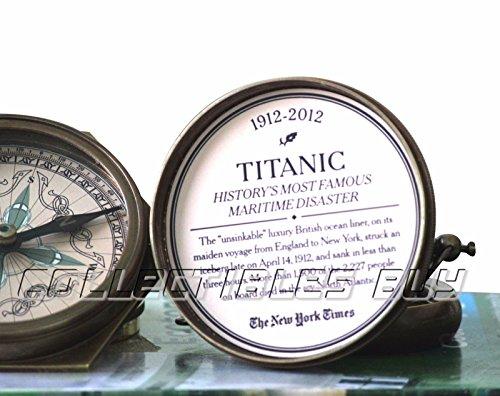 vintage-nautical-titanic-compass-sundial-antique-1912 – 2012-historical-lover-gift vintage-nautical-titanic-compass-sundial-antique-1912 – 2012-historical-lover-gift vintage-nautical-titanic-compass-su