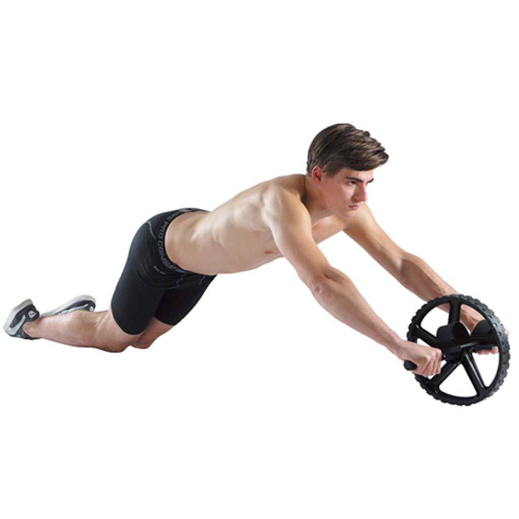 Bauchübungsrolle Abdominal Rad Männer und Frauen Bauch Taille Weste Linie Bauchmuskeln Übung Roller Fitnessgeräte Krafttraining