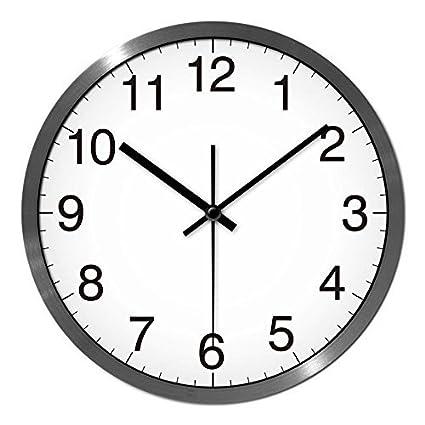 amazon pqpqpq modern living room round creative wall clocks Change Font Size Windows 8 image unavailable