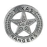 Western Fashion Accessories Unisex-Adult Texas Ranger Replica Badge