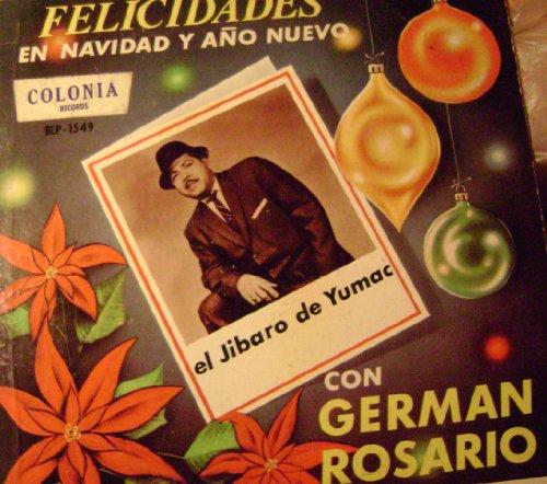 El Jibaro De Yumac- Felicidades En Navidad & Ano Nuevo - Colonie Mall