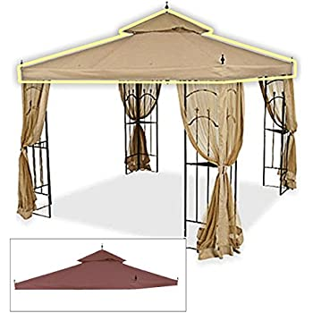 Replacement Canopy For Home Depots Arrow Gazebo