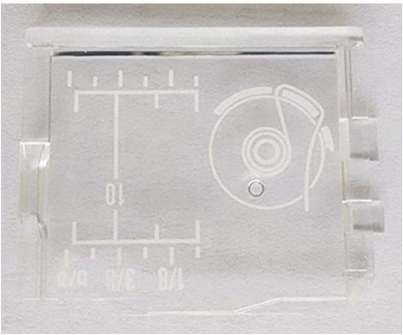 YICBOR - Placa para máquina de coser para Janome #750036001: Amazon.es: Hogar