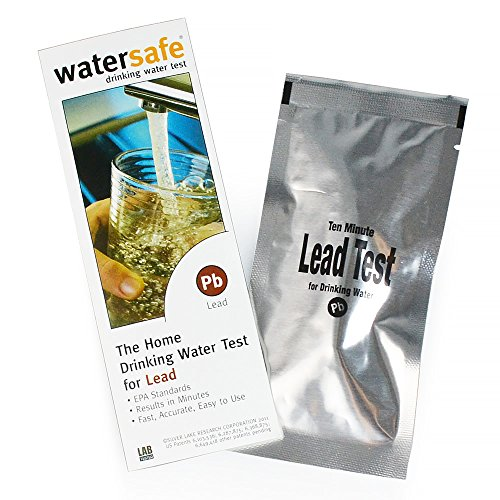 (WaterSafe Water Test Kit for Lead)