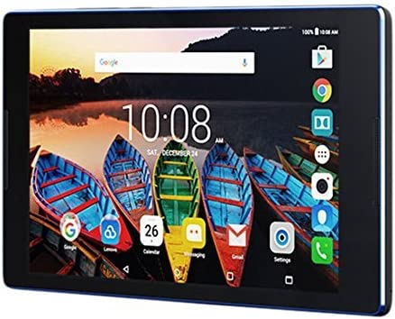 Lenovo Tab 3 8, 8in HD IPS Tablet (MediaTek 1.0 GHz Quad-Core, 1GB, 16GB, Android 6.0), Black ZA170001US (Renewed)