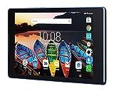 Lenovo Tab 3 8, 8in HD IPS Tablet (MediaTek 1.0 GHz Quad-Core, 1GB, 16GB, Android 6.0), Black ZA170001US (Renewed)