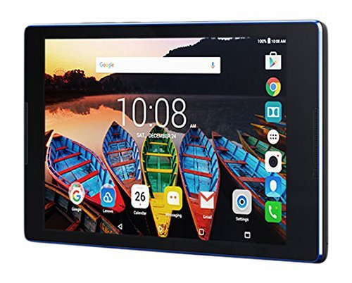 Lenovo Tab 3 8, 8in HD IPS Tablet (MediaTek 1.0 GHz Quad-Core, 1GB, 16GB,...