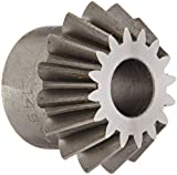Boston Gear L149Y-P Bevel Pinion Gear, 2:1 Ratio, 0.375