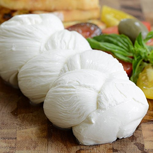 Fresh Mozzarella Treccione, 8 oz piece - Fresh Mozzarella
