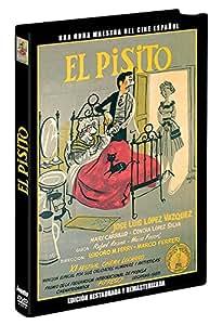 El Pisito Dvd [Dvd] (2014) Mary Carrillo, José Luis López Vázquez, Concha Lóp(Dvd Import) (European Format - Region 2)