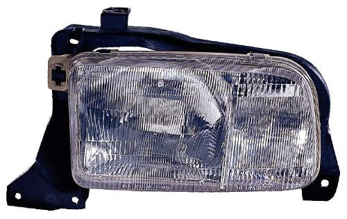 For 1999 2000 2001 2002 2003 2004 Chevrolet Chevy Tracker Headlight Headlamp Driver Left Side Replacement GM2518140