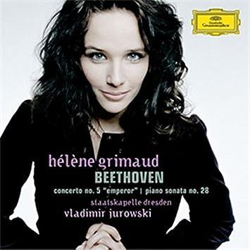 ベートーヴェン:ピアノ協奏曲第5番《皇帝》、ピアノ・ソナタ第28番