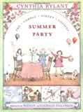 Summer Party (Cobble Street Cousins) by Cynthia Rylant (2001-05-01)