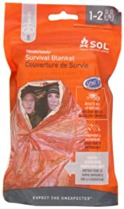 Survive Outdoors Longer Survival Blanket