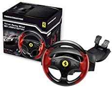 ThrustMaster Ferrari Red Legend edition Test and Review [iRacing