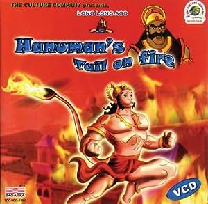 Sagarika Bam: Hanuman's Tail On Fire