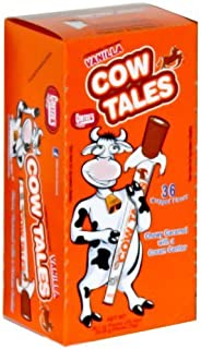 product image for COW Tales Vanilla 36ct by Goetze's [Foods]