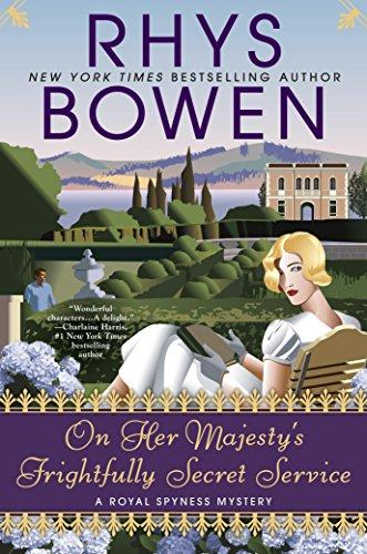 On Her Majesty's Frightfully Secret Service (A Royal Spyness Mystery Book 11) (Rhys Bowen Christmas)