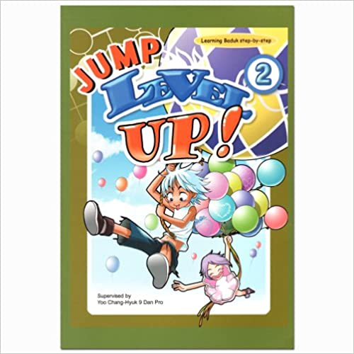 Download online Jump Level Up 2 (8-6 kyu) - Korean Baduk Go Curriculum PDF, azw (Kindle), ePub