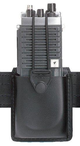 Safariland Duty Gear SafariLaminate Radio Carrier (FINE TAC Black)