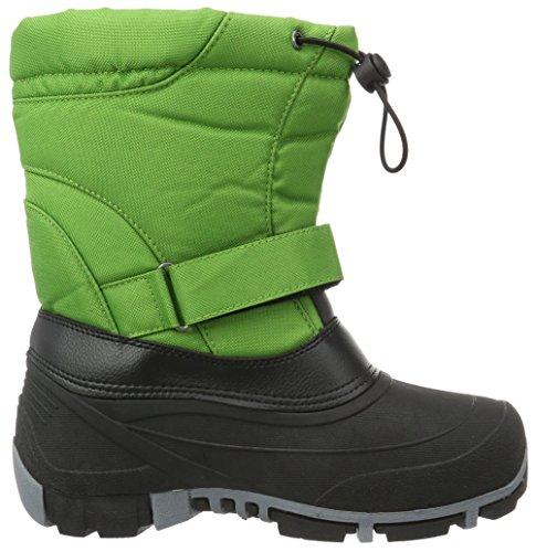 Canadians Unisex-Kinder Allwetterstiefel Schneestiefel Grün (700 GREEN)