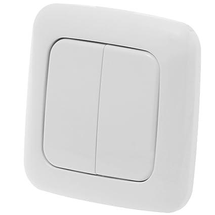 z-wave.me ZME_DW2 interruptor de luz Blanco - Interruptores de luz (Blanco