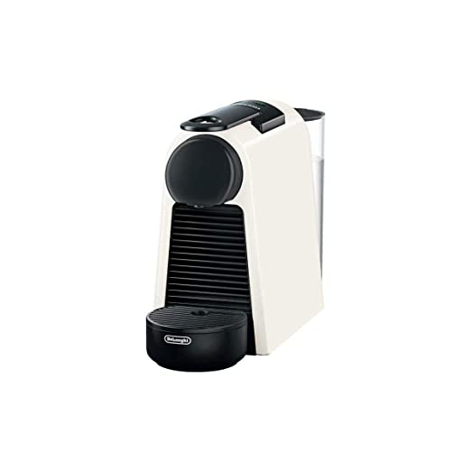 DELONGHI CAFETERA Express EN85W Essenza Mini Blanc: Amazon ...