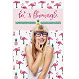 Big Dot of Happiness Pink Flamingo - Party Like a Pineapple - Tropical Summer Photo Booth Backdrop - 36'' x 60''