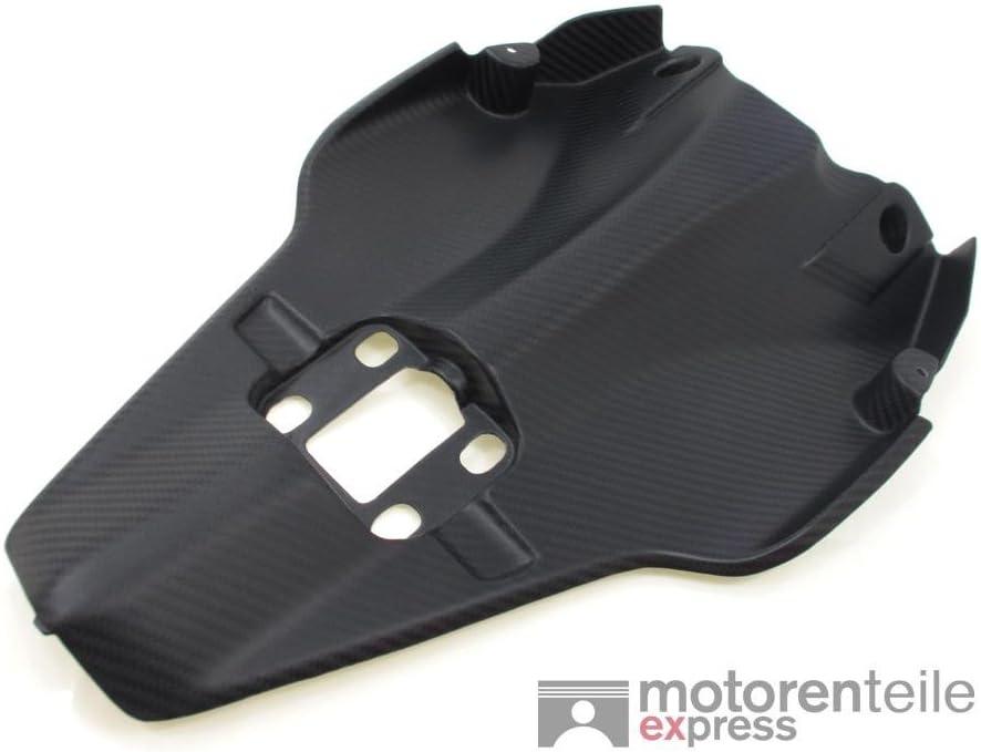 Carbon matt unter Sitz Verkleidung Ducati 848 1098 1198