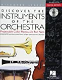 Discover the Instruments of the Orchestra: Digital Version: Projectable Color Photos, Fun Facts