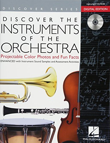 Discover the Instruments of the Orchestra: Digital Version: Projectable Color Photos, Fun Facts and Instrument Sound Samples